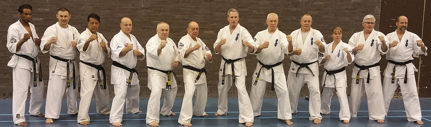 Black Belt Camp Instructors